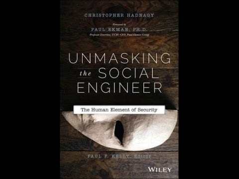 Body Language And Social Engineering: Christopher Hadnagy
