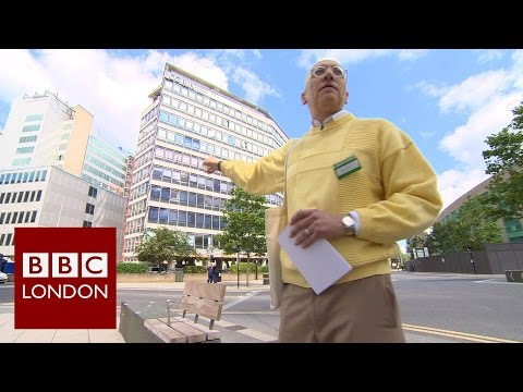 Guided tours of Croydon from the National Trust