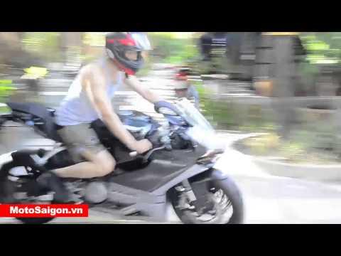 Johnny Trí Nguyễn trên Ducati Panigale 899 tuned map | MotoSaigon.vn