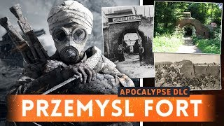 ➤ PRZEMYSL FORTRESS: Potential Map Location For The Apocalypse DLC! - Battlefield 1