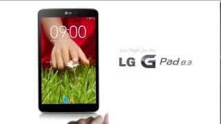 LG G Pad 8.3 LGV500 (Teknodiya…