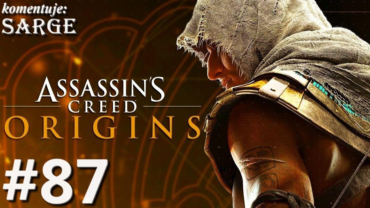 Zagrajmy w Assassin's Creed Origins [PS4 Pro] odc. 87 – Dobry Rzymianin