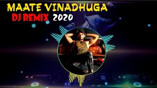 Maate Vinadhuga Dj Remix|Drum Version|Taxiwala|Vijay Deavarakonda & Priyanka Jawalker