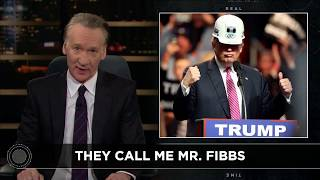 New Rule: Trump\'s Wall of Lies | Real Time with Bill Maher (HBO)