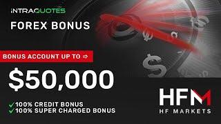 Forex Bonus: 100%  Super Charged Bonus - HotForex Broker (2019)