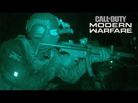 Official Call of Duty®: Modern Warfare - Reveal Trailer