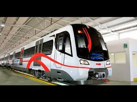 Delhi Metro Airport Express by Dev Roshan ( DRK )