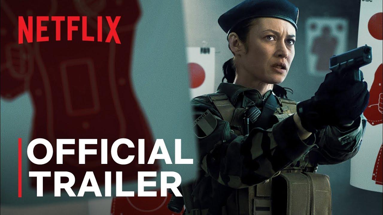 Sentinelle | Official Trailer | Netflix