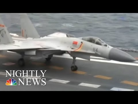 North Korea Crisis: China, US On Alert For Possible Nuke Test | NBC Nightly News