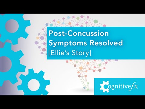 Post Concussion Symptoms Resolved [Ellie's Story] (2017)