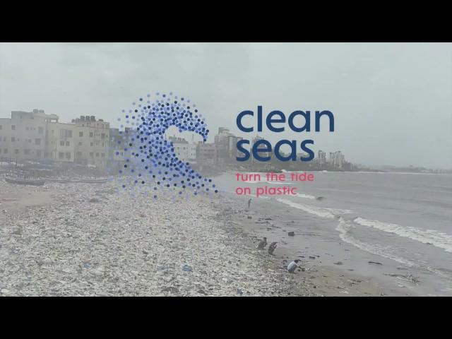 Resultado de imagen para campaña Clean Seas naciones unidas