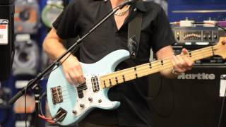Billy Sheehan workshop at Guitar Center San Jose - CA