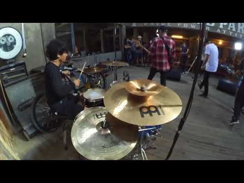 Aftercoma - Jelaga (Drum Cam)