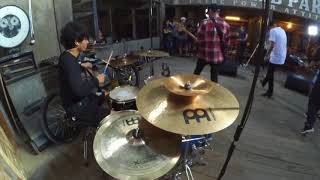 Download Lagu Aftercoma - Jelaga (Drum Cam) mp3