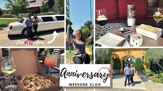 Anniversary Weekend Vlog - Our Relationship Origin Story