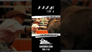 San Antonio Rodeo Instagram Promotional