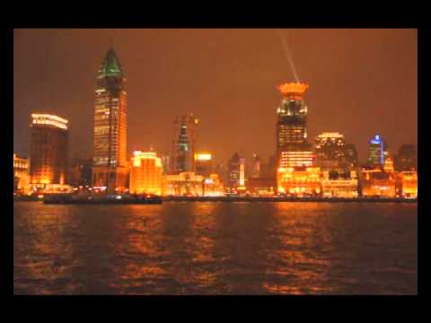 Shanghai Riverside  - The Bund