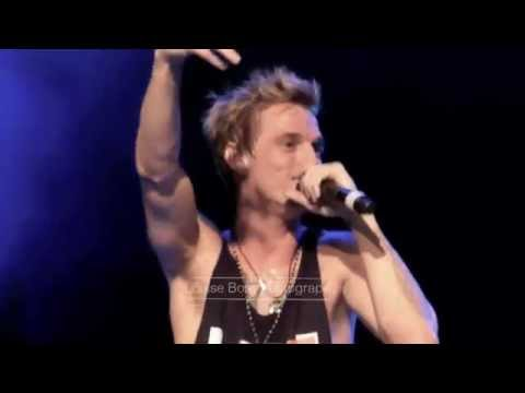 Aaron Carter - I want candy LIVE London 2015