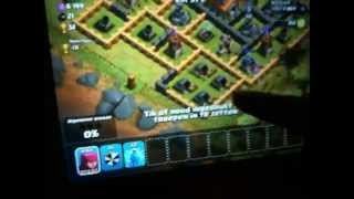 Clash of Clans - grappig filmpje