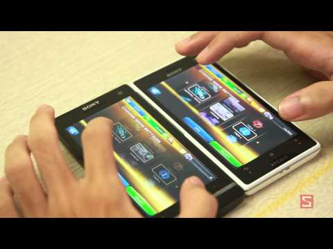 [Xperia S vs Xperia Acro S] Nên mua Xperia S hay Xperia Acro S - CellphoneS