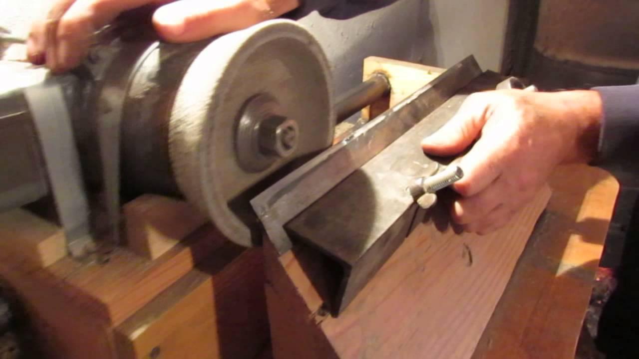 Как сделать ножи для станка своими руками 631