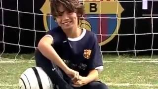 11-годишно дете без ходила ще тренира футбол  в Барса.flv