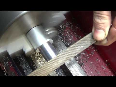 Making An Expanding Ring Mandrel On The Chinese Mini Lathe
