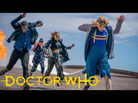 Doctor Who Orphan 55 S12E03 & Dregs Discussion!