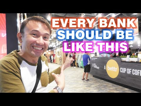 The Coolest Bank in Singapore Is DBS | Sharing My One of a Kind Experience