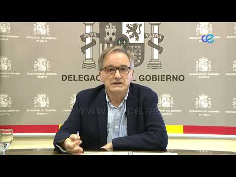 Reunión con los directores de las residencias de Ceuta