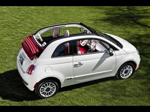 Fiat 500 gucci convertible