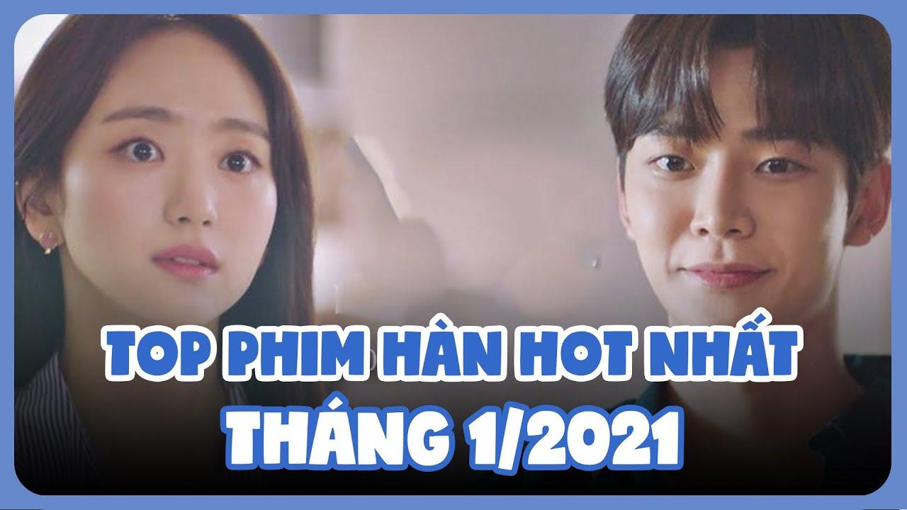 Top phim Hàn hay nhất lên sóng tháng 1/2021  Ten Asia   Phim Hàn