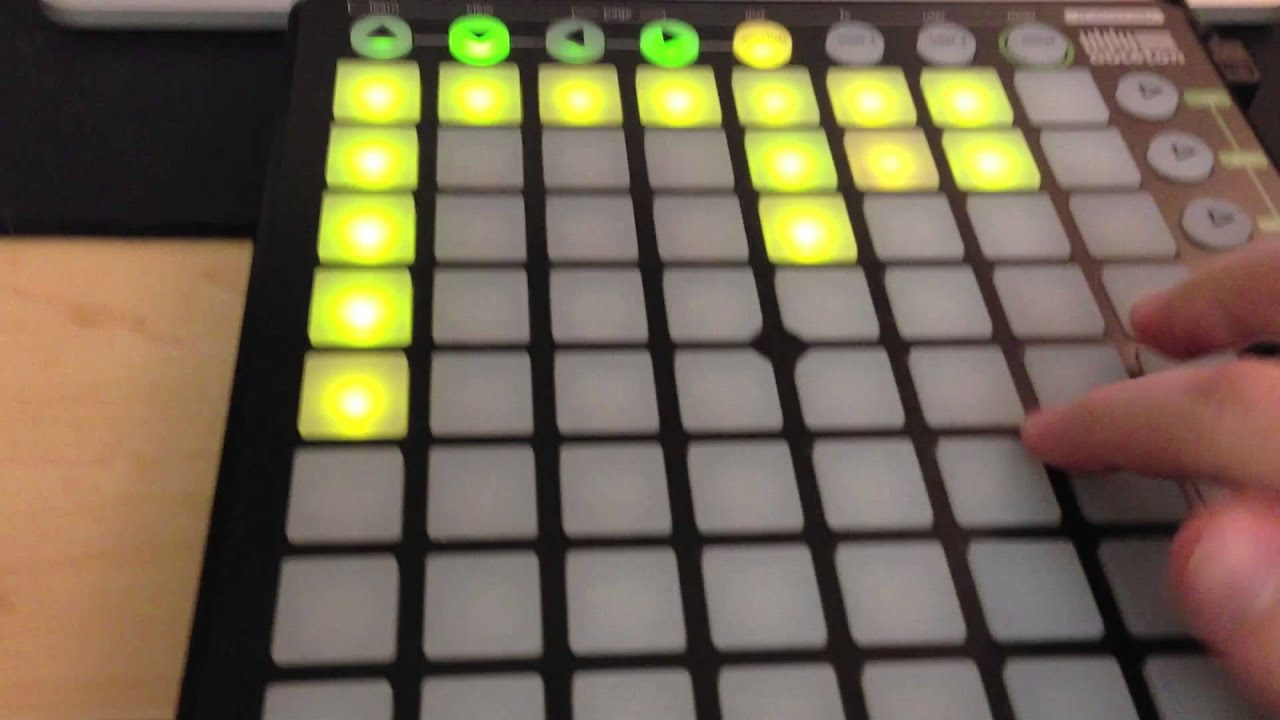 novation launchpad review youtube. Black Bedroom Furniture Sets. Home Design Ideas