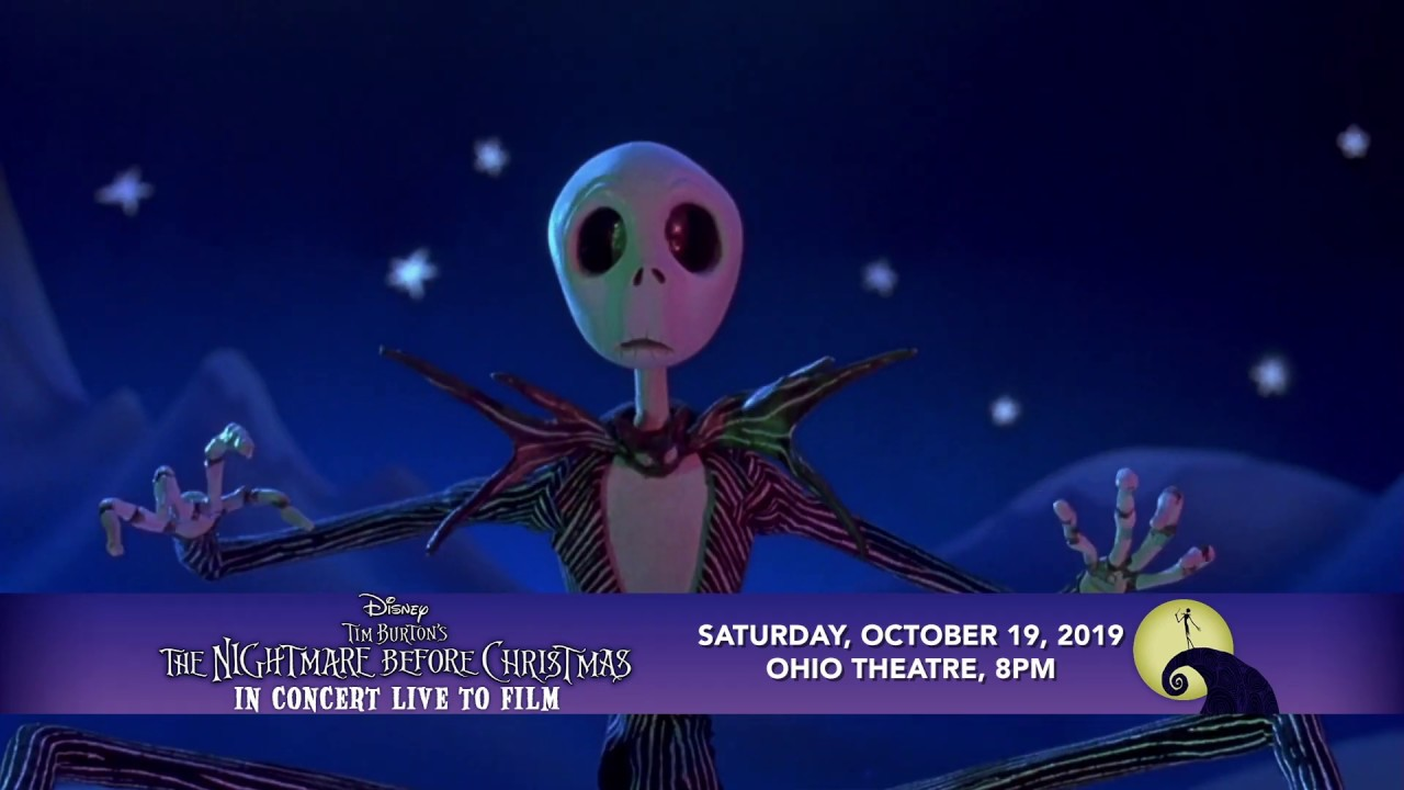 Nightmare Before Christmas - YouTube