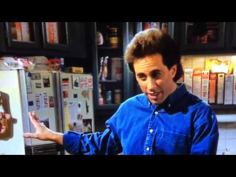 Seinfeld Is Dating Newman's Ex-Girlfriend - Hilarious Clip! from YouTube · Duration:  14 seconds