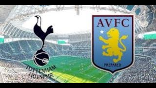 Прогноз на матч Чемпионата Англии Астон Вилла - Тоттенхэм смотреть онлайн бесплатно