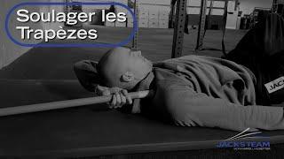 Soulager les tensions cervicales - Mobilité des épaules et étirement des trapèzes