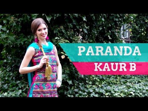 PARANDA - Kaur B - Bhangra by Christine