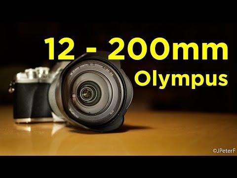 Olympus 12-200mm - Super Telephoto Zoom.