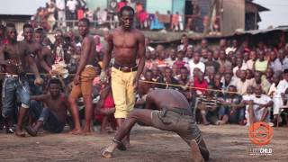 DAMBE WARRIORS 12 - Top 10 Dambe Knockdown