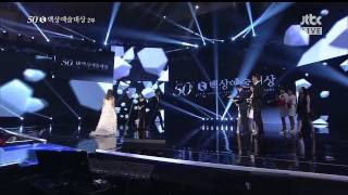 Video [1080p HD] 140527 50th Baeksang Awards - Yuri full cut download MP3, 3GP, MP4, WEBM, AVI, FLV Maret 2018