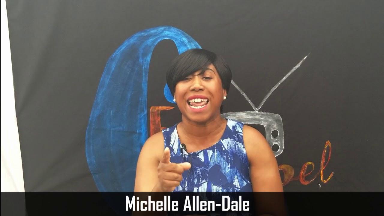 Faces of Gospel TV Interviews Michelle Allen-Dale