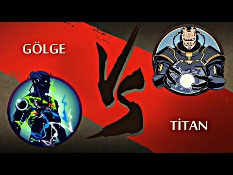 Uzun Bir Aradan Sonra Gölge vs Titan! Shadow Fight 2