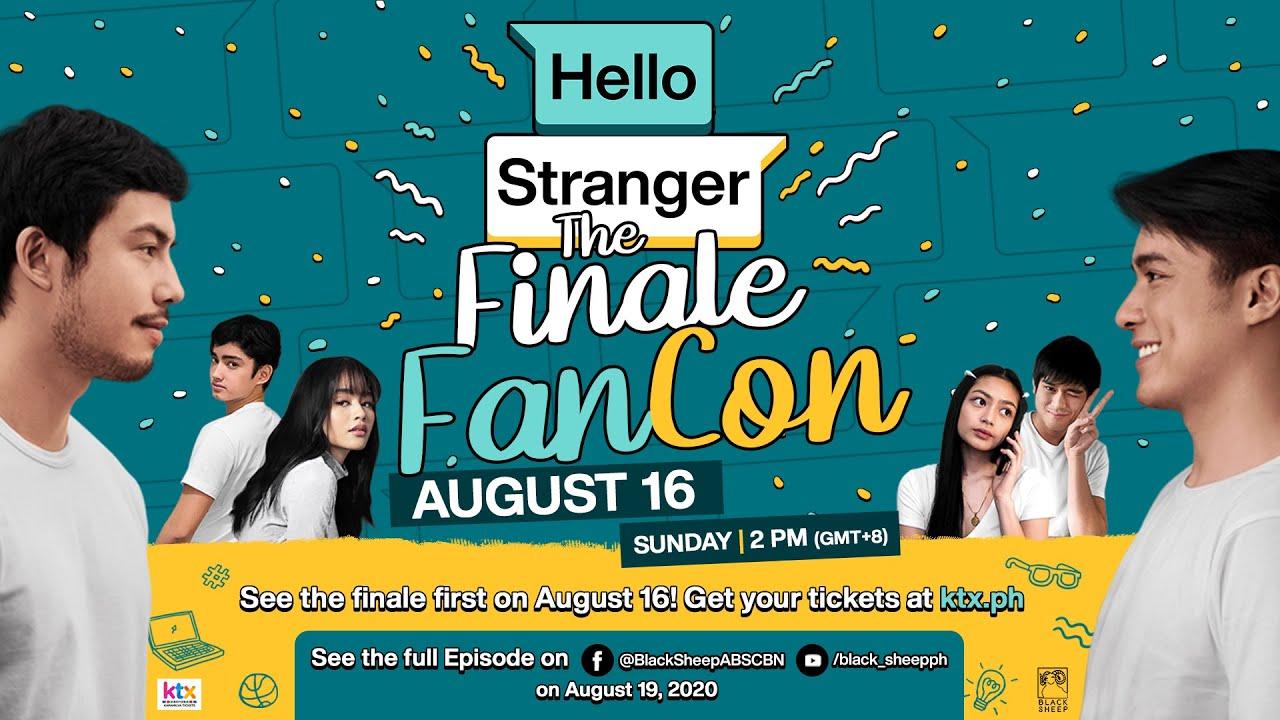 Hello Stranger: The Finale FanCon Announcement