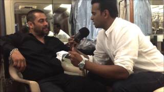 Salman Khan in a never before conversation with...