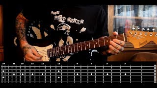 Sasha Rock'n'Roll guitar lessons - Buzzcocks (Ever Fallen In Love) видео урок №12 tutorial