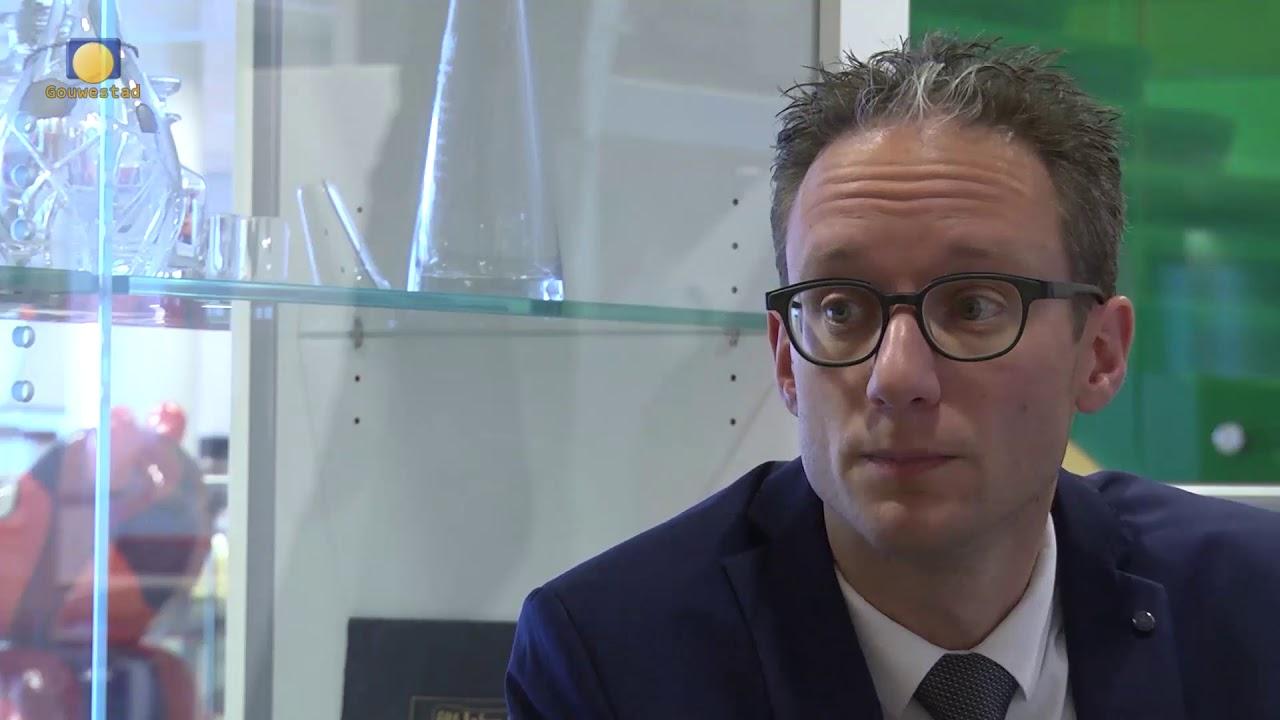 2018 week 9 Gesprek met de nieuwe wethouder Thierry van Vugt