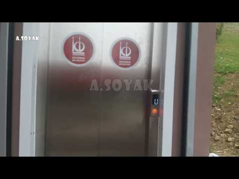 Keçiören Yatay Asansör yeniden çalıştı (05.06.2017)