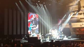 Foo Fighters Wichita KS 9-30-15 NSFW - Dave Grohl