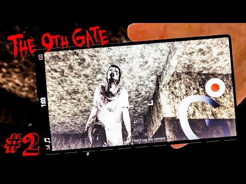 ЧЁТ БУЭЭ ► The 9th Gate Прохождение #2 ► ИНДИ ХОРРОР ИГРА